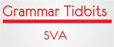 tips for subject verb agreement