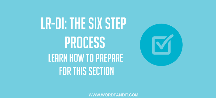 LR-DI Prep, the six step process