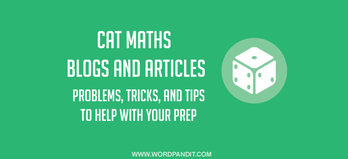 5 CAT Algebra Problems you should solve