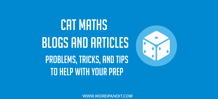 5 CAT Quadratic Equations Problems you should solve