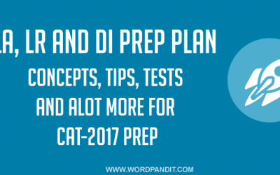 QA, LR & DI CAT-2017 Prep Plan: Day-5