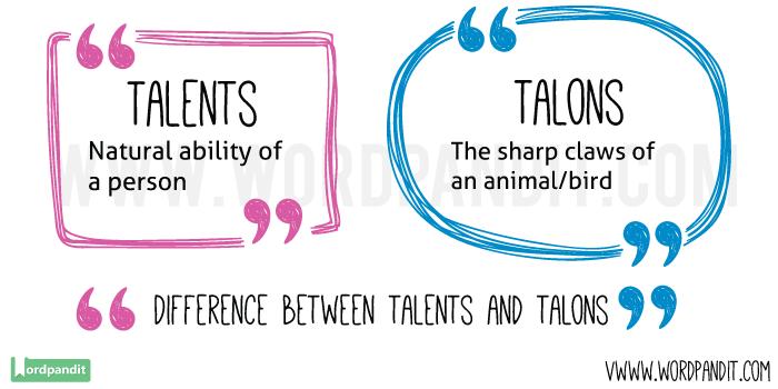 Talents-vs-Talons
