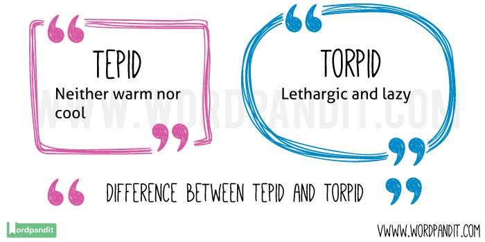 Tepid-vs-Torpid
