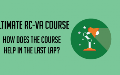 How can the Ultimate RC Course help you in the last lap?