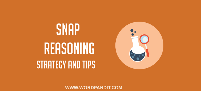SNAP Reasoning: The formula to ace SNAP Reasoning