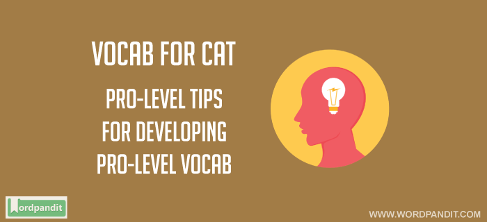 CAT Vocabulary List: Learn Words through movies