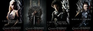 Vocabulary words for CAT: Words from 'Game of Thrones